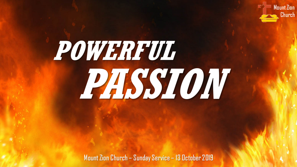 Powerful Passion