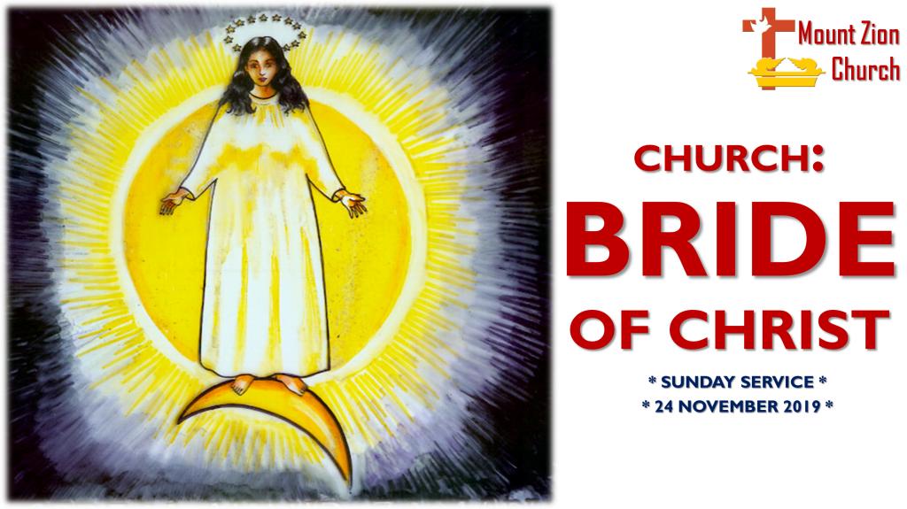 191124-EKKLESIA-Bride of Christ